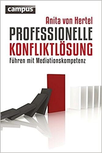 Anita vo Hertel - Professionelle Konfliktlösung