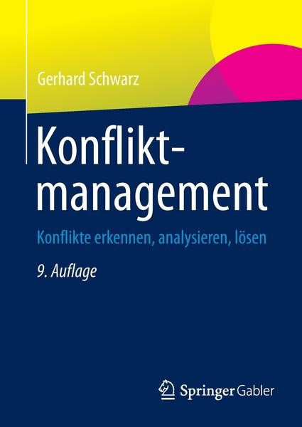 Gerhard Schwarz - Konflikt-Management